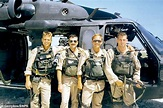 Black Hawk Down survivors relive the moment Medal of Honor ...
