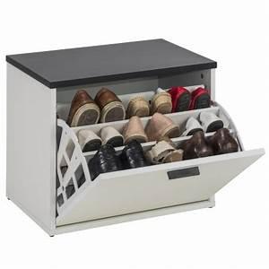 Coffre Rangement Chaussure : banc coffre chaussures 9 paires beaux meubles pas chers ~ Teatrodelosmanantiales.com Idées de Décoration