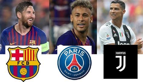cristiano ronaldo  lionel messi  neymar   goals