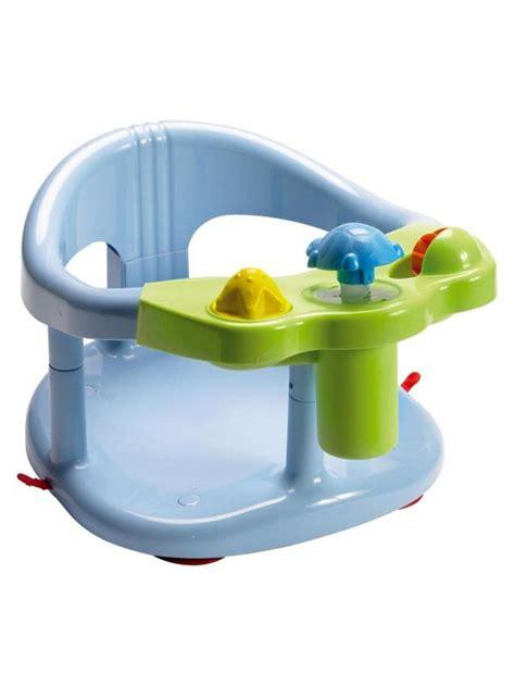 chaise pour bain bébé les accessoires pour le bain de bébé