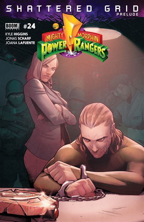 DEC171219 - MIGHTY MORPHIN POWER RANGERS #24 SG - Previews ...