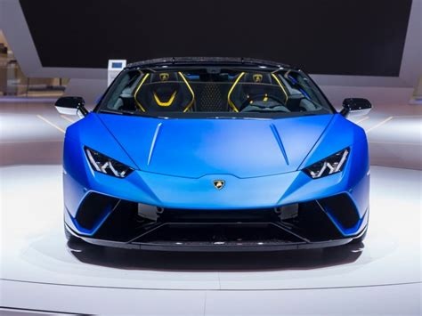 Switzerland Car Brands by Cars At The 2018 Geneva Motor Show Highlights Photos