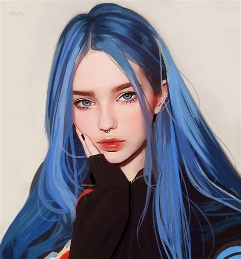 ArtStation - Anastasiya Luneva