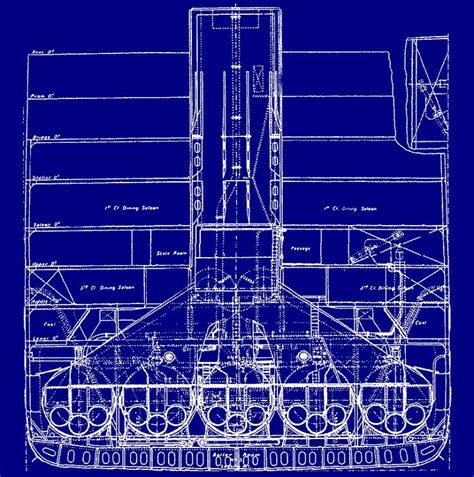 titanic b deck plans titanic blueprints search titanic