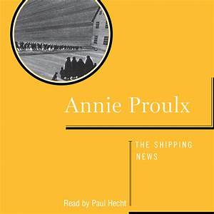 Annie Proulx Literary Arts