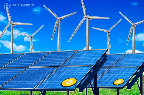 A new memorandum of understanding (mou) agreed to by argo blockchain and dmg blockchain solutions is set to facilitate mining of the world's first green bitcoins using primarily hydroelectric energy. Study: Over 74% of Bitcoin Mining is Powered by Renewable Energy