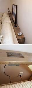 Regal Hinter Couch : die besten 25 regal hinter der couch ideen auf pinterest kopfteil mit regalen tisch hinter ~ Yasmunasinghe.com Haus und Dekorationen