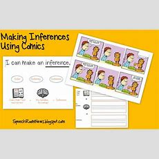 Using Comics For Inferences  Speech Room News