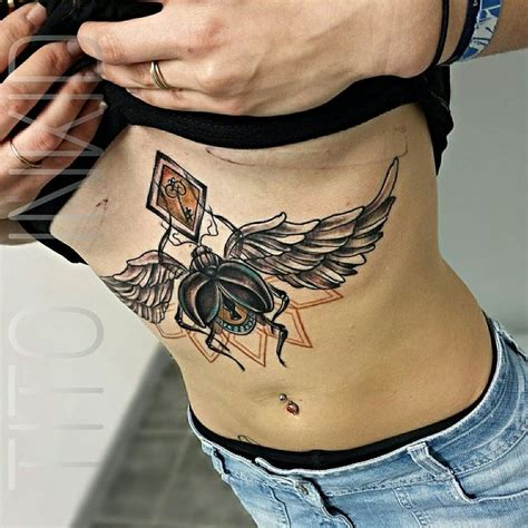 sternum tattoo design ideas  pinterest
