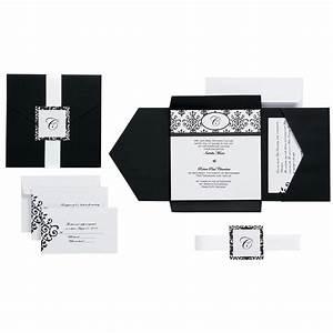 Invitation kit kmartcom for Kmart wedding invitations