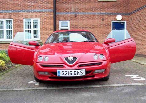 1995-2000 Alfa Romeo Gtv & Spider Workshop Repair