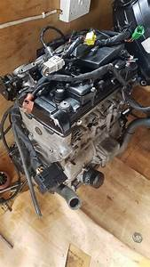 Gsxr 1000 K2 Engine And Loom