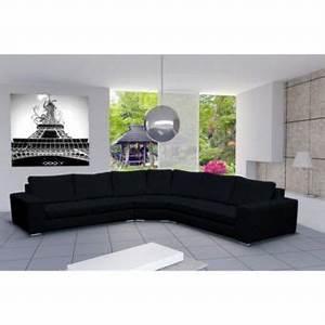 meublesline grand canape d39angle design 6 places cari With canapé d angle 6 places simili cuir