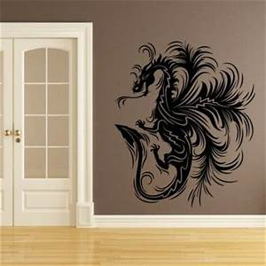 1000 ideas about door stickers on pinterest fridge With dragon wall decals