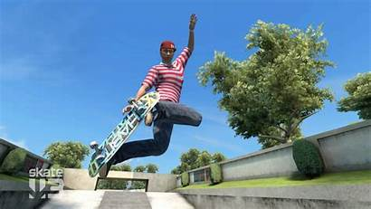 Skate Xbox Skateboard Ps3 Wallpapers Pc Backwards