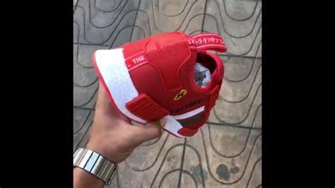 Início / catálogo / tênis adidas nmd ferrari. Tênis Adidas NMD Ferrari Vermelho - YouTube