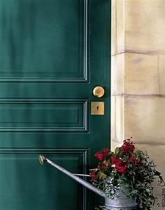 peinture tollens 12 couleurs pour repeindre la maison With repeindre porte d entree