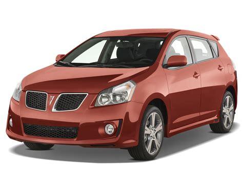 2009 Pontiac Vibe Gt Pontiac Hatchback Review