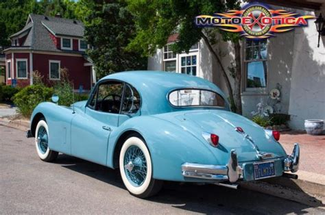amazing used jaguar 1957 jaguar xk140 fhc 2 owner car amazing condition