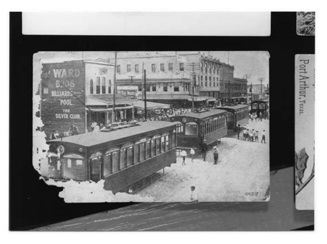 Cars For Sale Arthur Tx by Trolley Cars In Downtown Arthur The Portal To