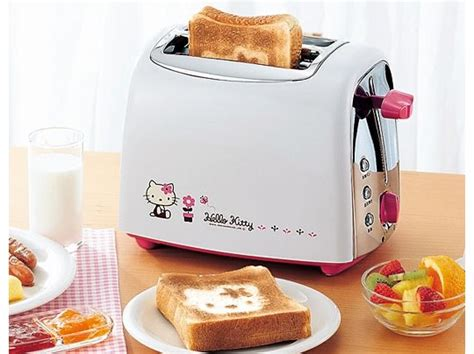 Hello Toaster by Hello Sanrio Bread Toaster Home Kitchen Appliance Ebay