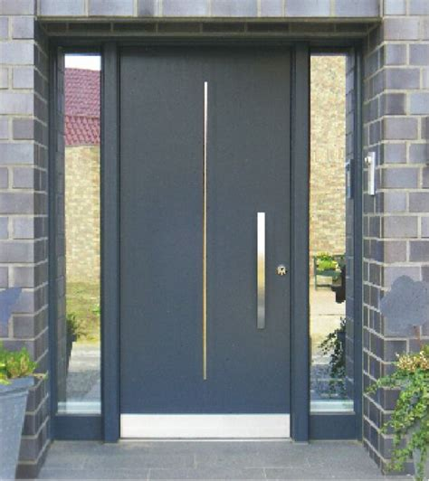 model pintu kayu warna hitam pintujaticom