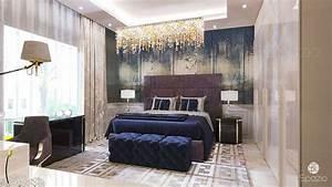 interior design projects in large house Spazio, Dubai