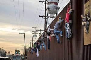 Border wall, border security, Border Patrol, illegal ...