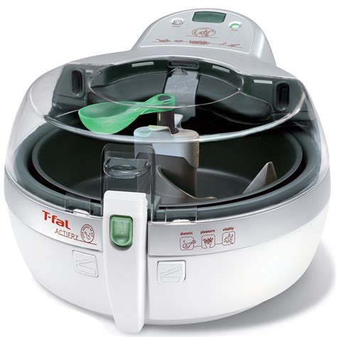 Innovative Kitchen Design Ideas - t fal actifry low fat deep fryer and multi cooker the green head