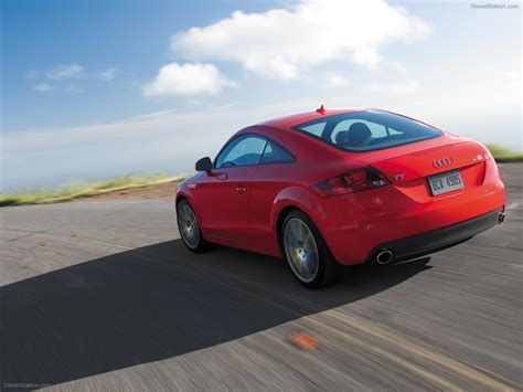Audi Tt Coupe 2008 Pictures Exotic Car Wallpapers 02 Of
