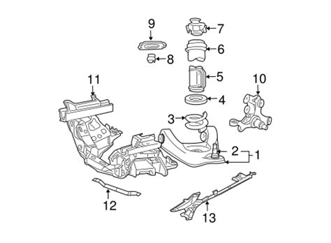 Suspension Components For Ford Mustang Tascaparts