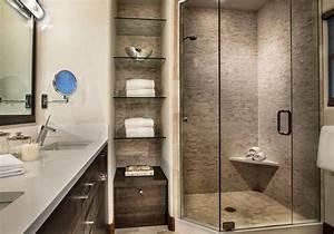 Modèle Salle De Bain : 10 mod le salle de bain petit espace idee salle de bains ~ Voncanada.com Idées de Décoration