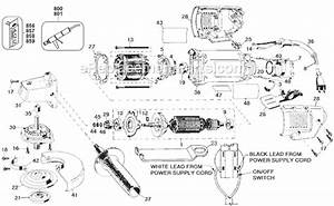 Black And Decker 2750 Parts List And Diagram