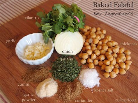 falafel recipe baked falafel recipe with tahini sauce culicurious