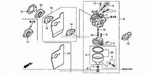 Honda Engines Gcv160le A7h1 Engine  Ita  Vin  Gjaae