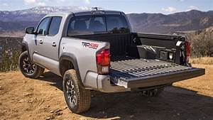 2018 Toyota Tacoma Manual Transmission