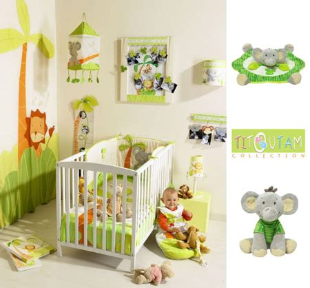 chambre bébé safari chambre de bebe jungle maison design sphena com