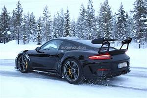 2019 Porsche 911 : 2019 porsche 911 gt3 rs color palette rendered based on leaked images autoevolution ~ Medecine-chirurgie-esthetiques.com Avis de Voitures
