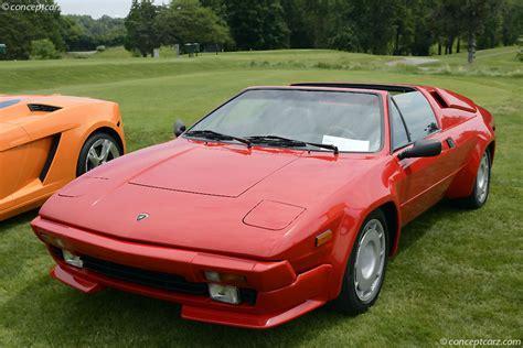 1984 Lamborghini Jalpa P350 GTS Pictures, History, Value ...