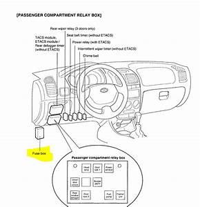 2011 Hyundai Elantra Fuse Box Diagram