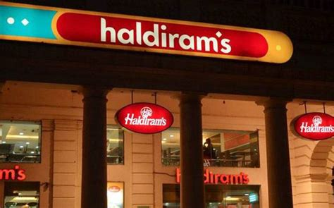FDA gives clean chit to Haldiram products after tests ...