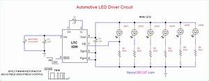 Automotive Led Driver Circuit