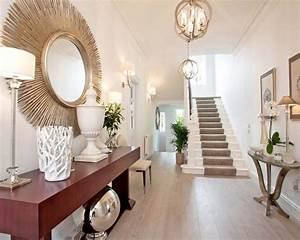 décoration entree maison interieur
