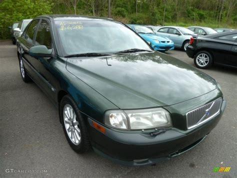 1999 S80 Volvo by 1999 Emerald Green Metallic Volvo S80 T6 64478714