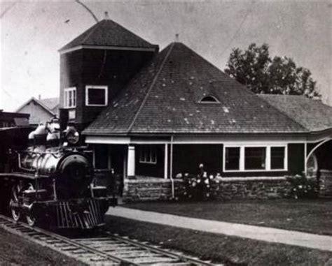 railroad depot styles railroad depots railroads