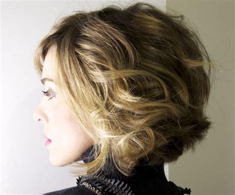 short haircuts  wavy hair popular haircuts