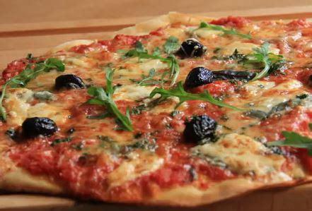 recette pizza maison facile rapide recettes en vid 201 o pizza maison facile