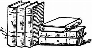 Six Books | ClipArt ETC
