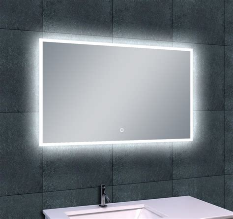 Led Spiegel by Spiegel Led Rond 80 Cm Breed Sani4all