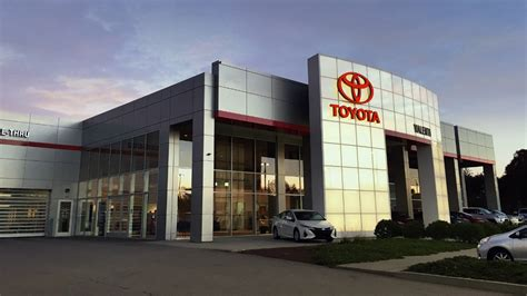 Toyota Dealership by Valenti Toyota Toyota Dealership In Westerly Serving